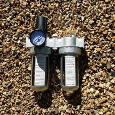 Air Lubricator/Oiler/Dehumidifer/Regulator